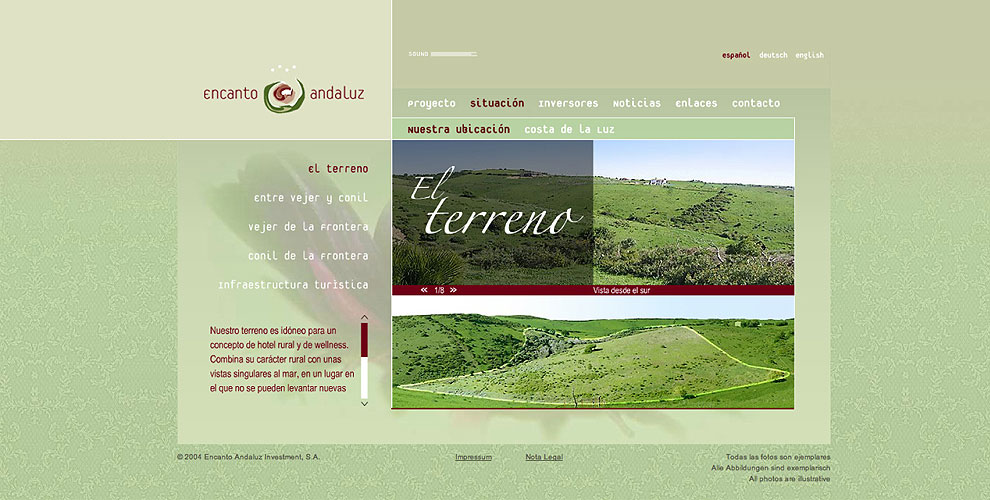 Roener Design, Encanto Andaluz