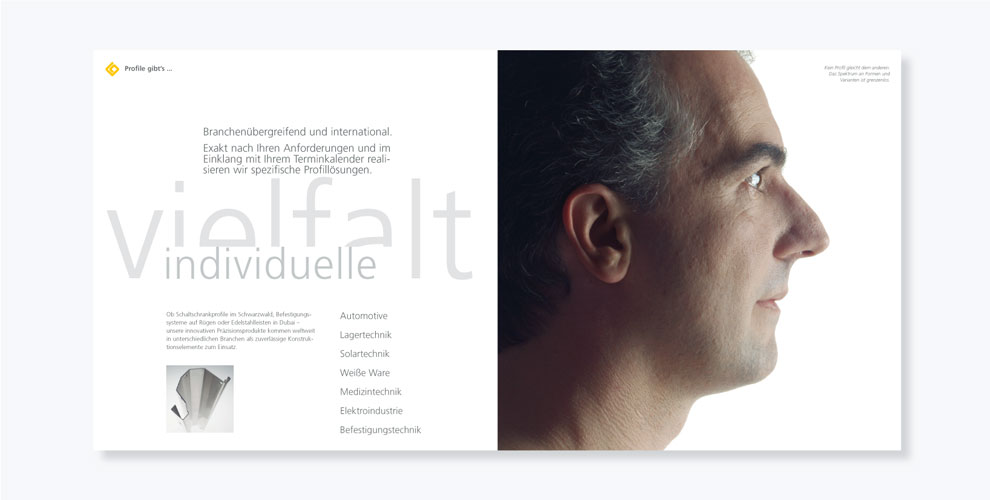 Roener Design, Profilmetall GmbH