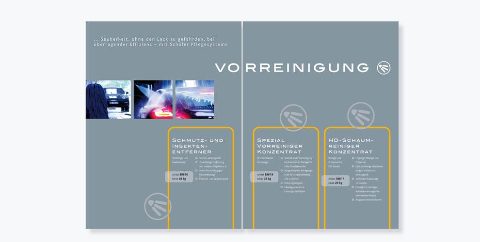 Roener Design, Schäfer Pflegesysteme