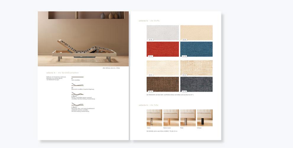 Roener Design, Selecta Matratzen GmbH